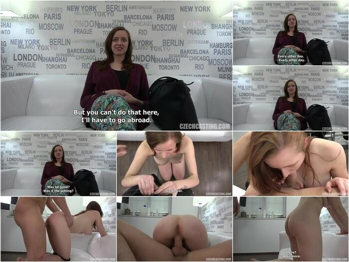 Czech Casting – Zuzana