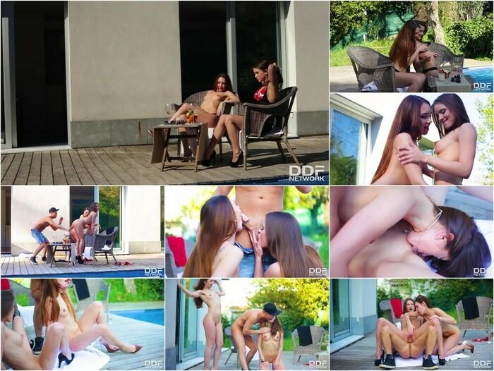 Hands On Hardcore – Evelina Darling & Stacy Snake