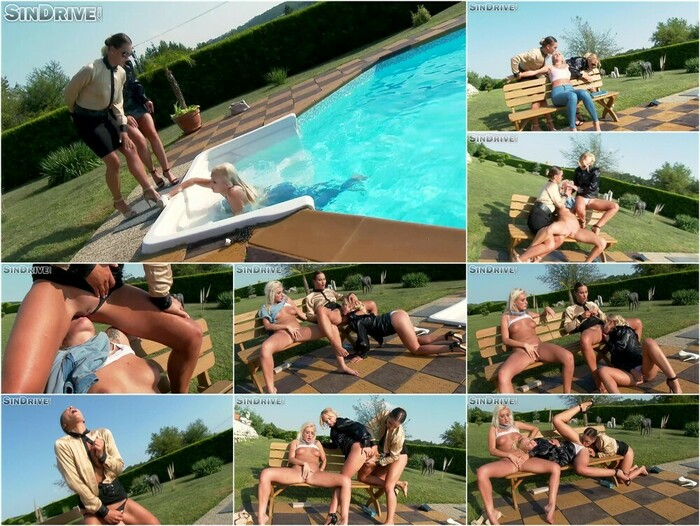 Lez Boxx – Take A Dip In The Pool And Then My Pussy!