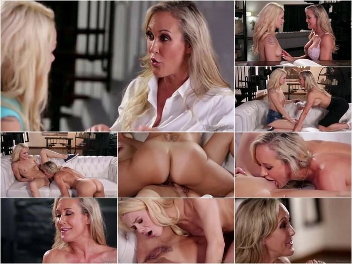 Mommy's Girl – Brandi Love & Elsa Jean