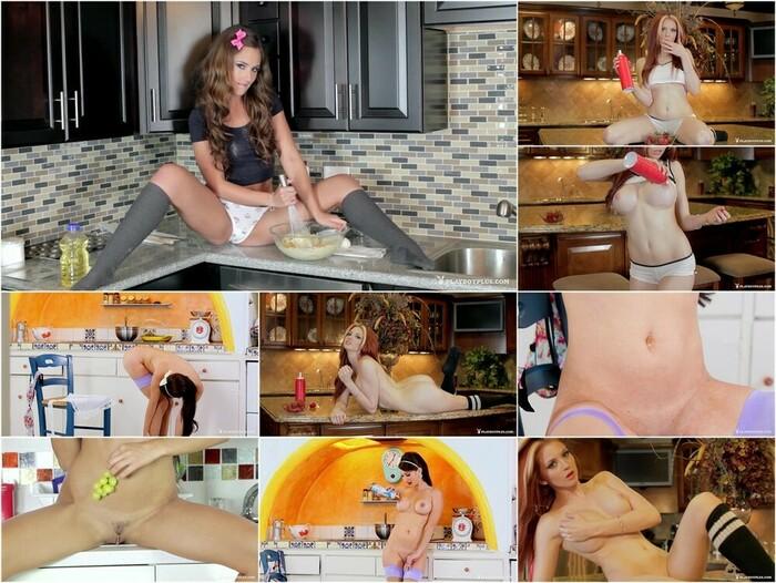 Playboy Plus – Chandler South, Erika Knight, Kylie Cupcake Morgan & Michaela Isizzu