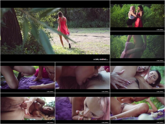 A Girl Knows – Vanessa Decker & Angel Wicky