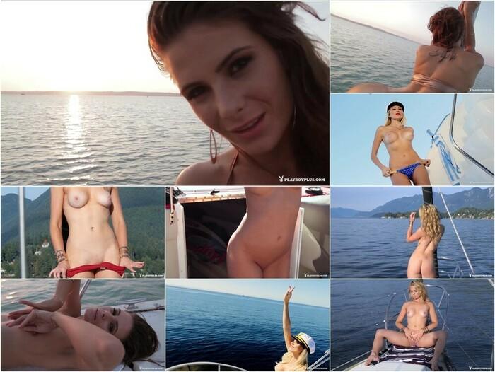 Playboy Plus – Cosmo, Khloë Terae, Marga Cifuentes & Maya Rae