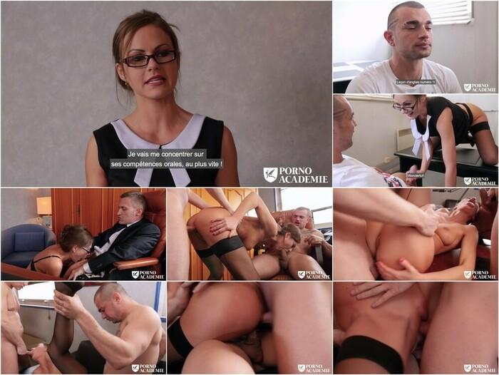 Porno Academie – Tina Kay
