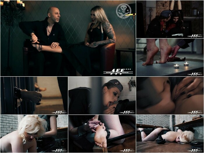 Special Feet Force – July Johnson, Smorlow, Princess Of Pain, Mia Blow, Valeria Jones & PD June