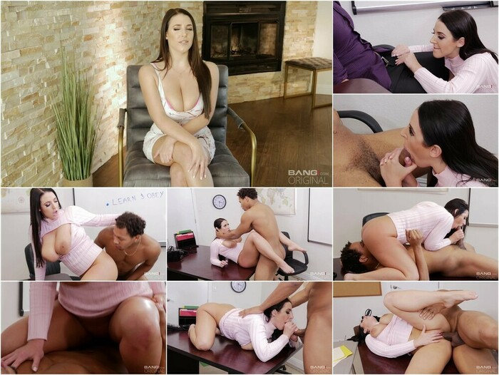 Bang! Confessions – Angela White