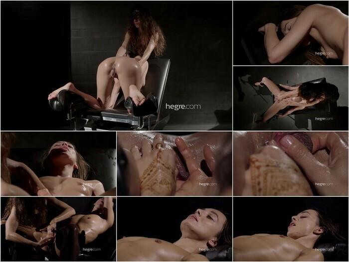 Remarkable idea hegre dominika yoni massage