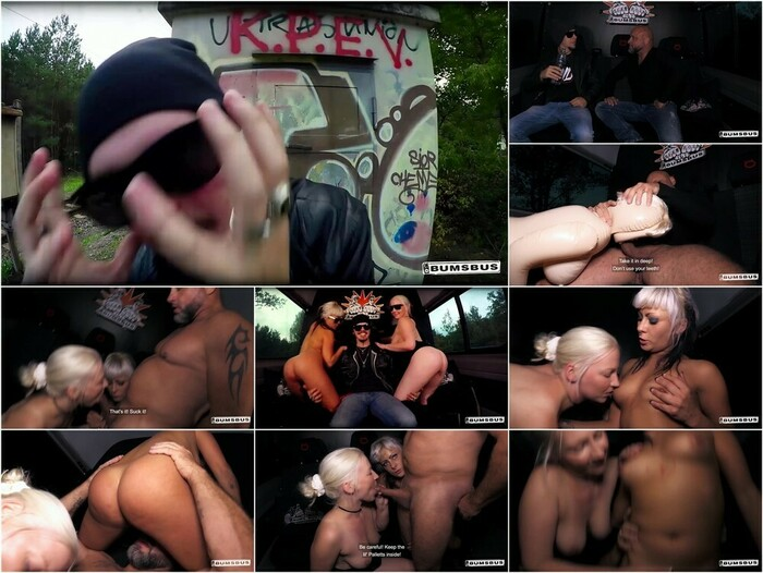 Bums Bus – Jessy Key & BJ Cat