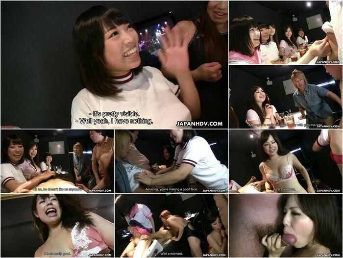 Japan HDV – Yuri Sakura, Seiko Ida & Mio Kosaki