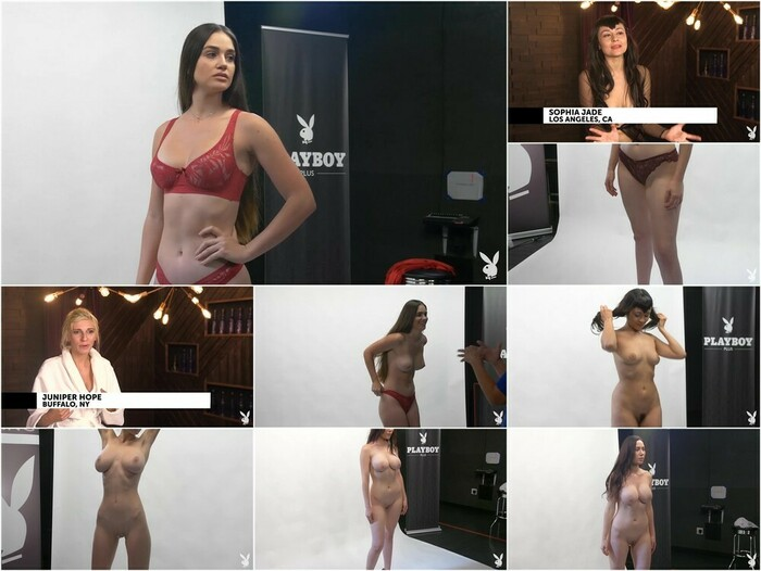 Playboy Plus – Rose Guines, Sophia Jade, Taylor Jevaux & Juniper Hope