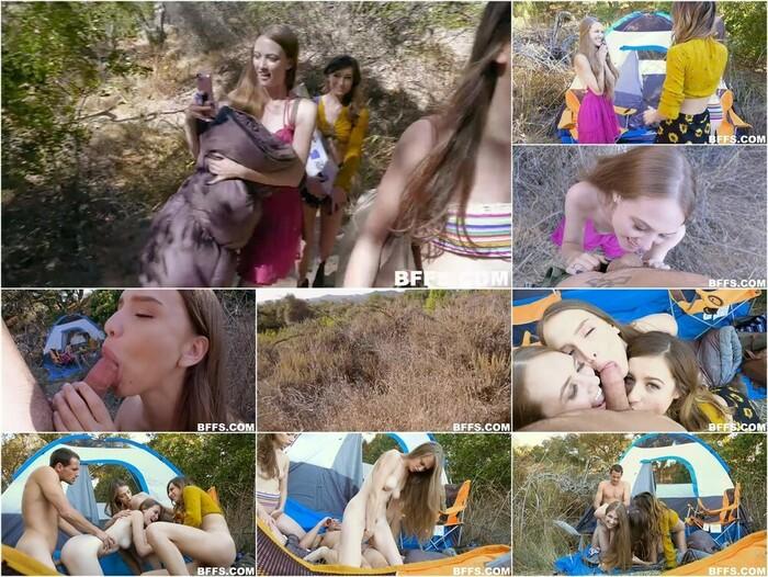BFFs – Izzy Lush, Samantha Hayes & Avery Moon