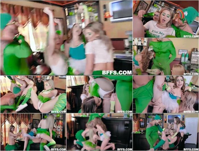 BFFs – Serena Avery, Katie Kush & Naomi Blue