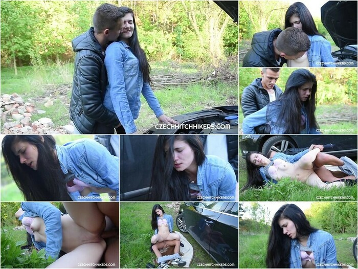 Czech Hitchhickers – Public Fuck