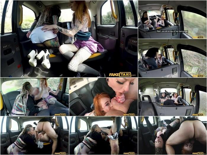 Fake Taxi – Azura Alii & Piggy Mouth