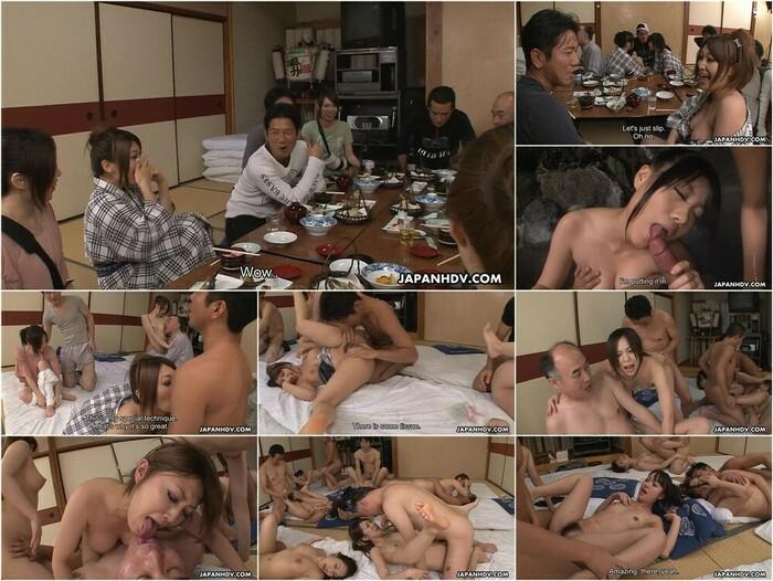 Japan HDV – Asakura Kotomi, Kiyoha Himekawa, Reika Sawamura & Touko Manaka