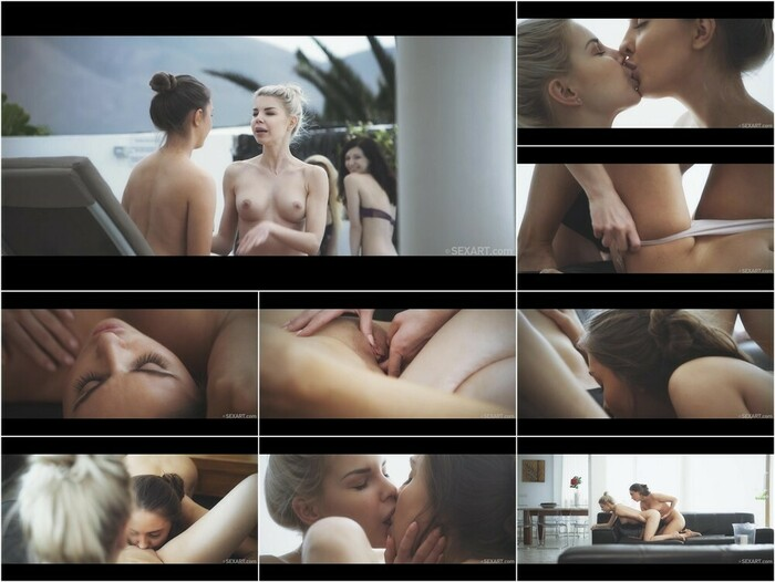 Sex Art – Arian, Lena Reif & Olivia Sin