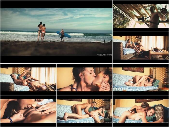 Sex Art – Alexis Crystal & Emylia Argan