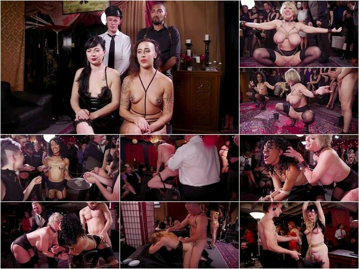 The Upper Floor – Nikki Darling & Dee Williams