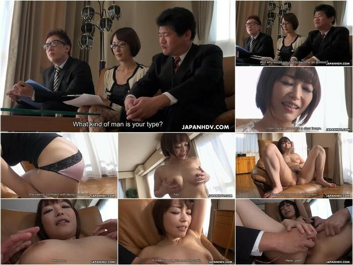 Japan HDV – Yui Ayana