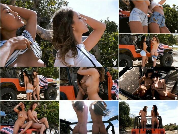 Playboy Plus - Miluniel Louis & Viviane Leigh