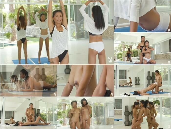 Playboy Plus – Magen Hana & Maki Katana