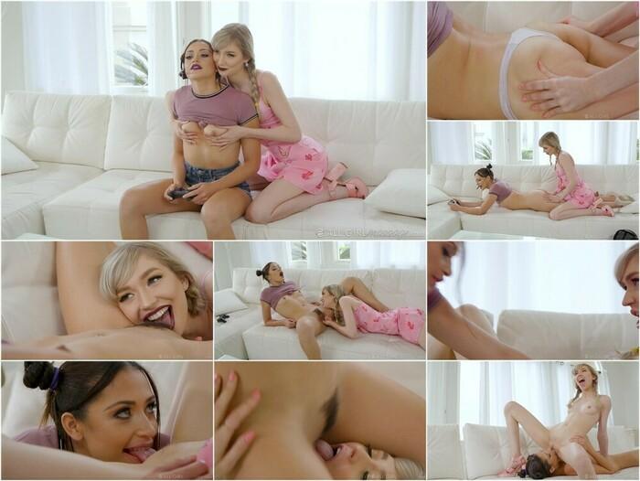 All Girl Massage – Avi Love & Mackenzie Moss