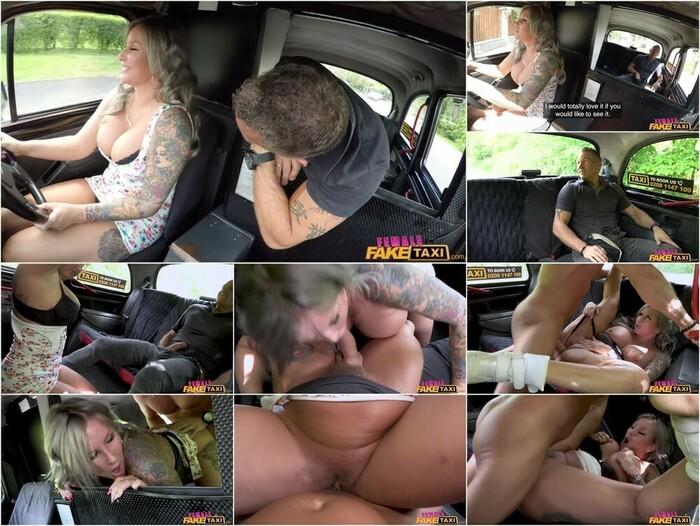 Female Fake Taxi – Jarushka Ross