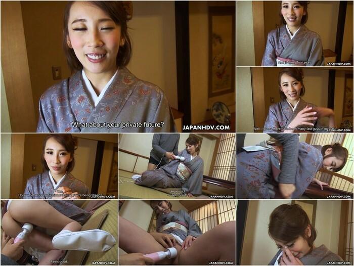Japan HDV – Aya Kisaki
