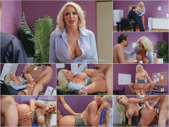 Big Tits At Work – Nicolette Shea