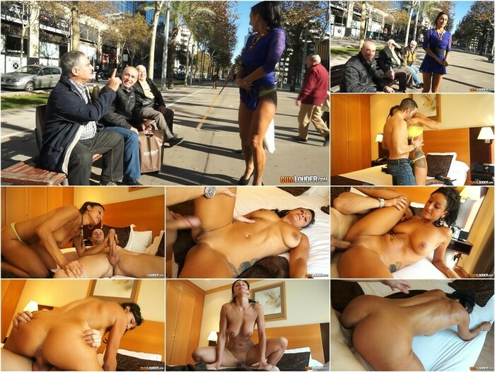 Latin Asses In Public – Coral Joice