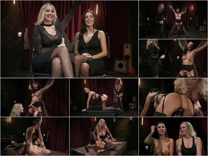 Whipped Ass – Julia Ann & Gia DiMarco