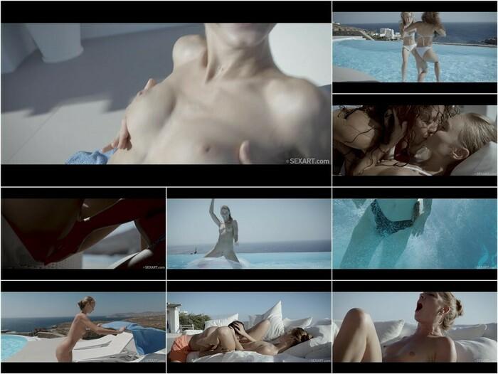 Sex Art – Nancy A, Alexis Crystal, Ariel, Piper Fawn & Melody Petite