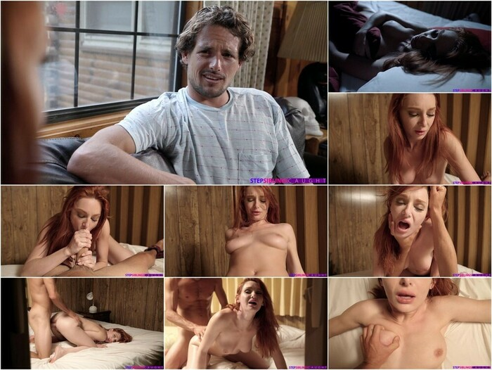 Step Siblings Caught – Lacy Lennon