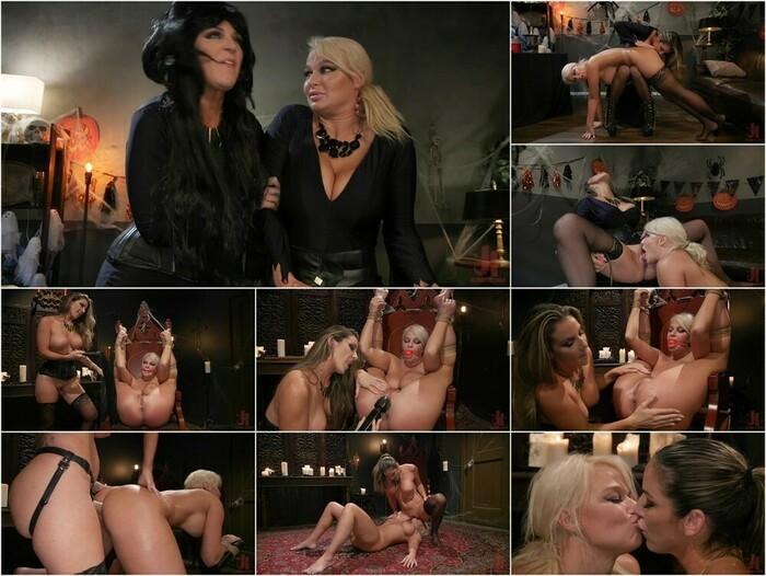 Whipped Ass – London River & Kayla Paige
