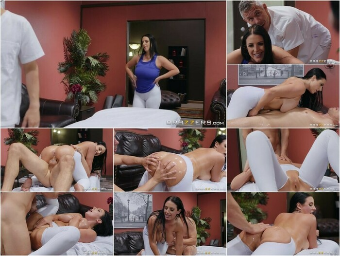 Dirty Masseur – Angela White