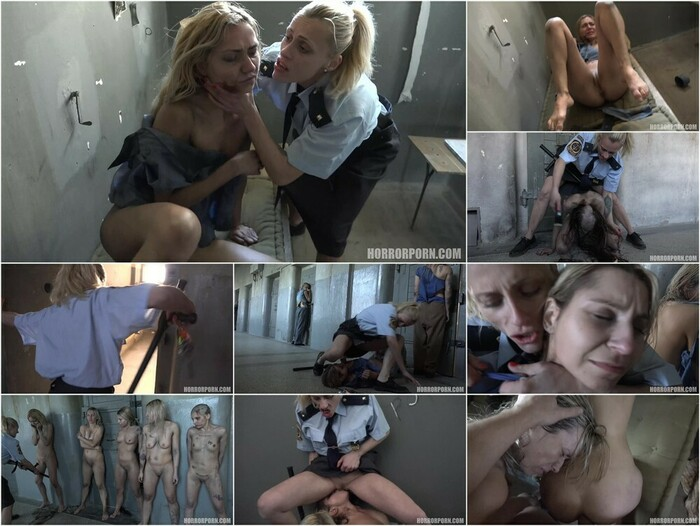 Horror Porn – Hell In Jail