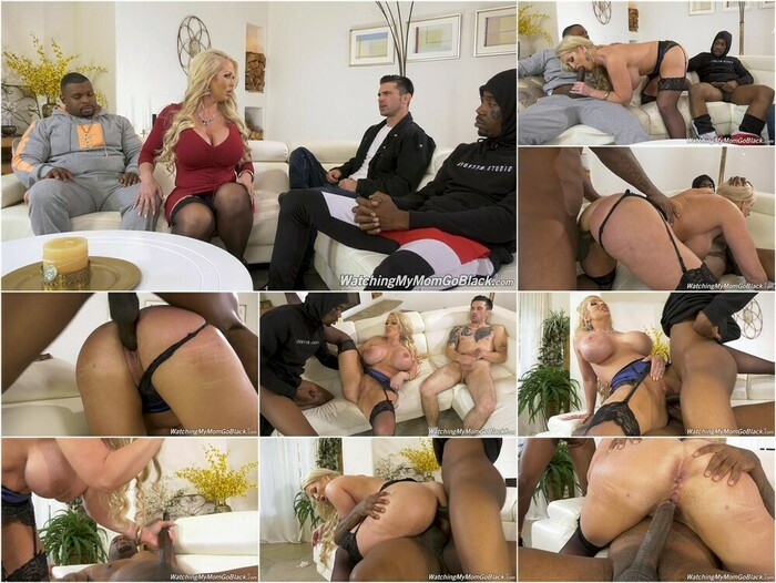 Watching My Mom Go Black – Alura Jenson