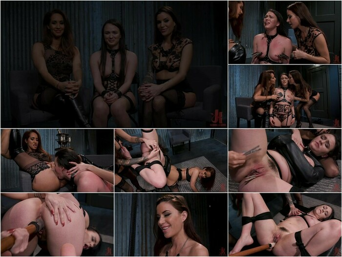 Whipped Ass – Gia Dimarco, Isis Love & Alex More