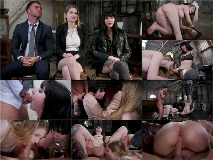 Families Tied – Bunny Colby & Charlotte Sartre