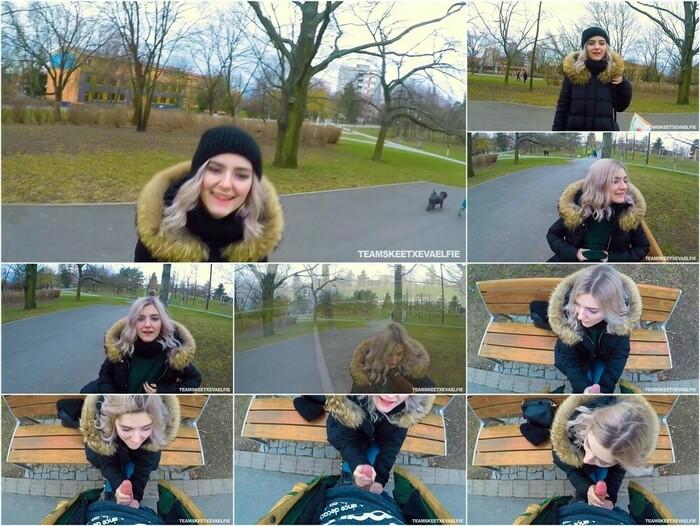 Team Skeet Extras – Eva Elfie