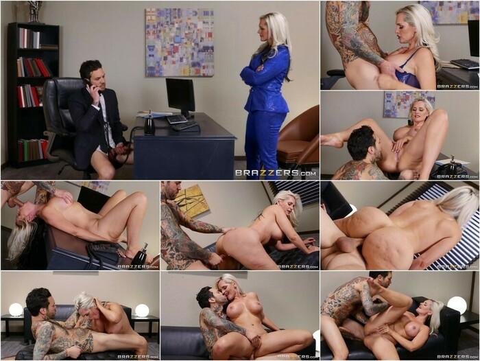 Big Tits At Work – Alena Croft