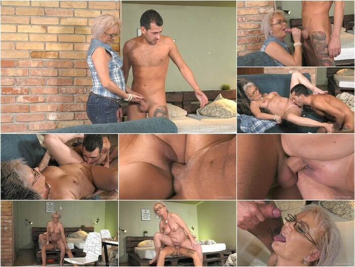 Lusty Grandmas – Elvira