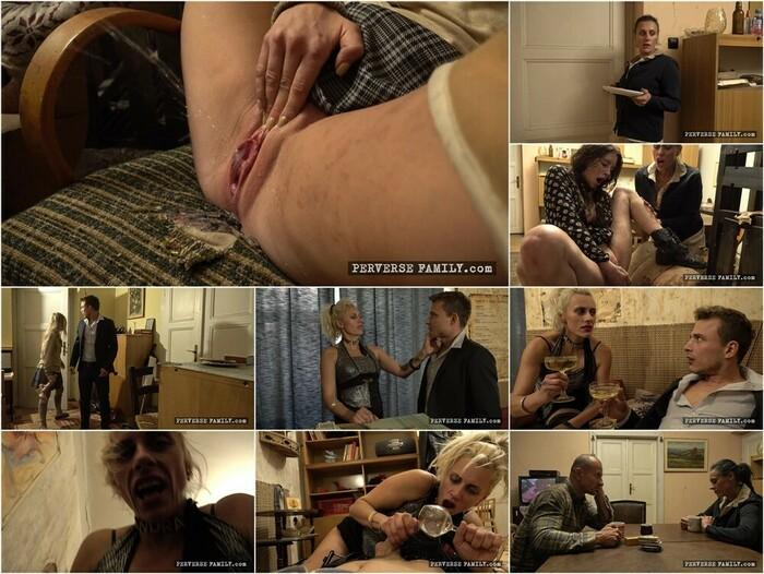 Perverse Family – Brittany Bardott, Anna De Ville & Sandra