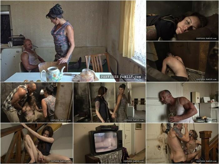 Perverse Family – Brittany Bardott, Anna De Ville
