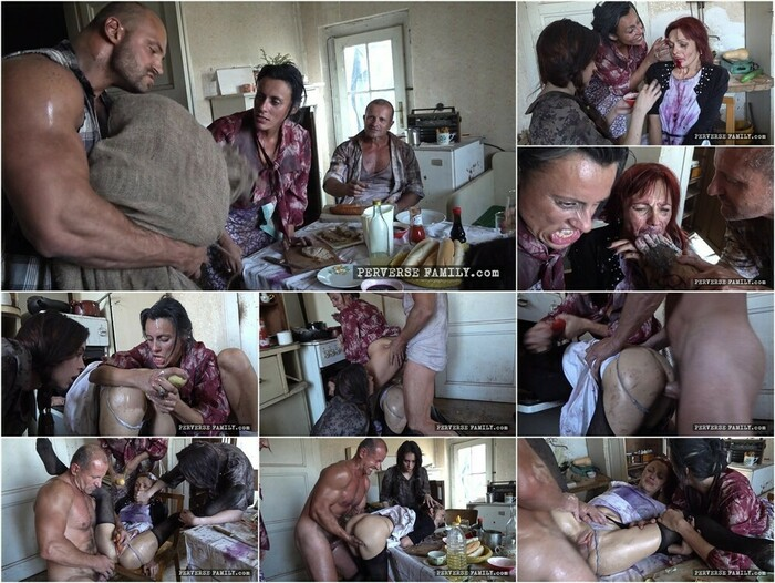 Perverse Family – Brittany Bardott & Anna De Ville