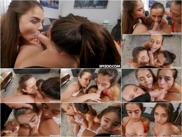 Spizoo – Abbie Maley, Lily Glee & Megan Marx