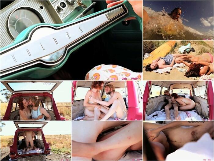 Girls Out West – Devon Kara & Lily Rei