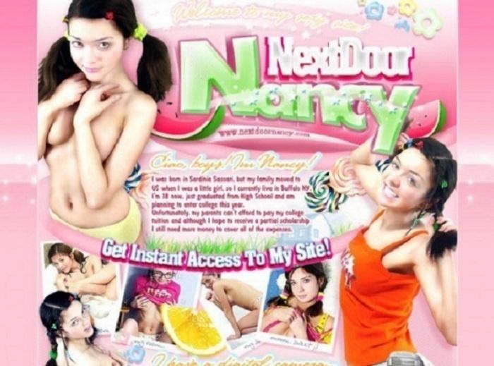 NextDoorNancy.com – SITERIP