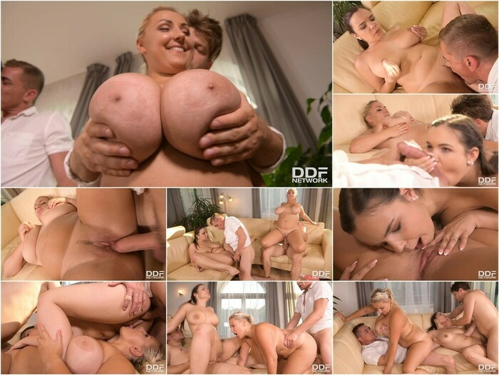 DDF Busty – Sofia Lee & Krystal Swift