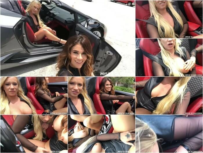 Mylf X Cam Soda – Bailey Brooke & Vanessa Vera Cruz